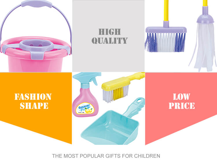 Toy Cleaning Set