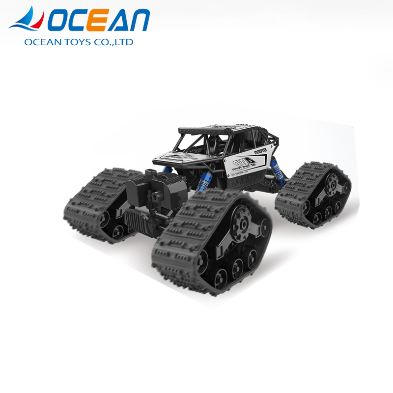 New climbing off road vehicle alloy rc toy metal car for kid