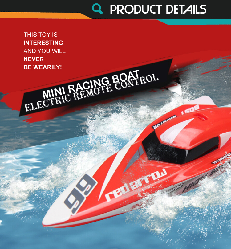 Mini model toy electric fast remote control RC boats for sale