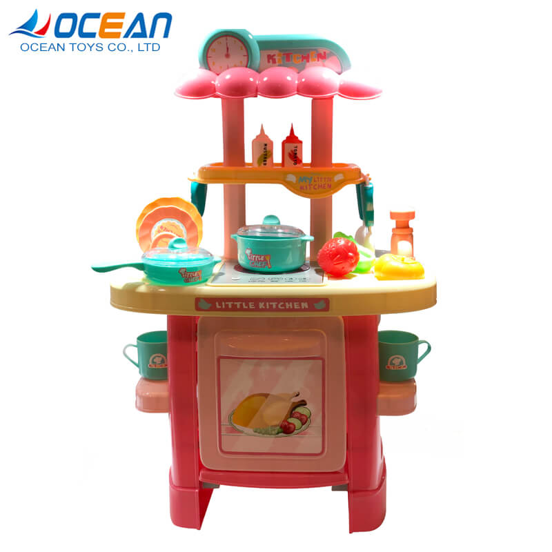 Children pretend cooking appliances manufacturer set and baking set role play toy kids for sale