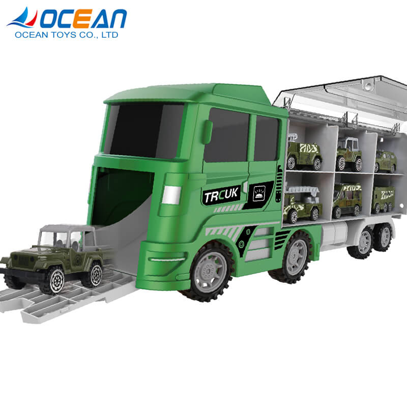 Military car with freewheel car sound and light other truck for kids