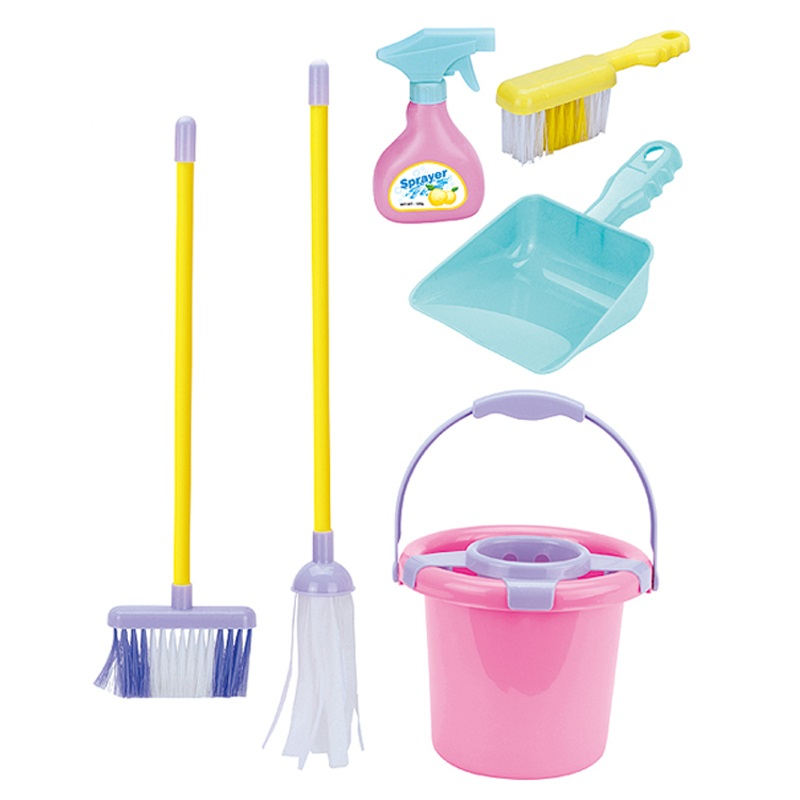best pretend to play toys kids cleaning set for 3 year olds