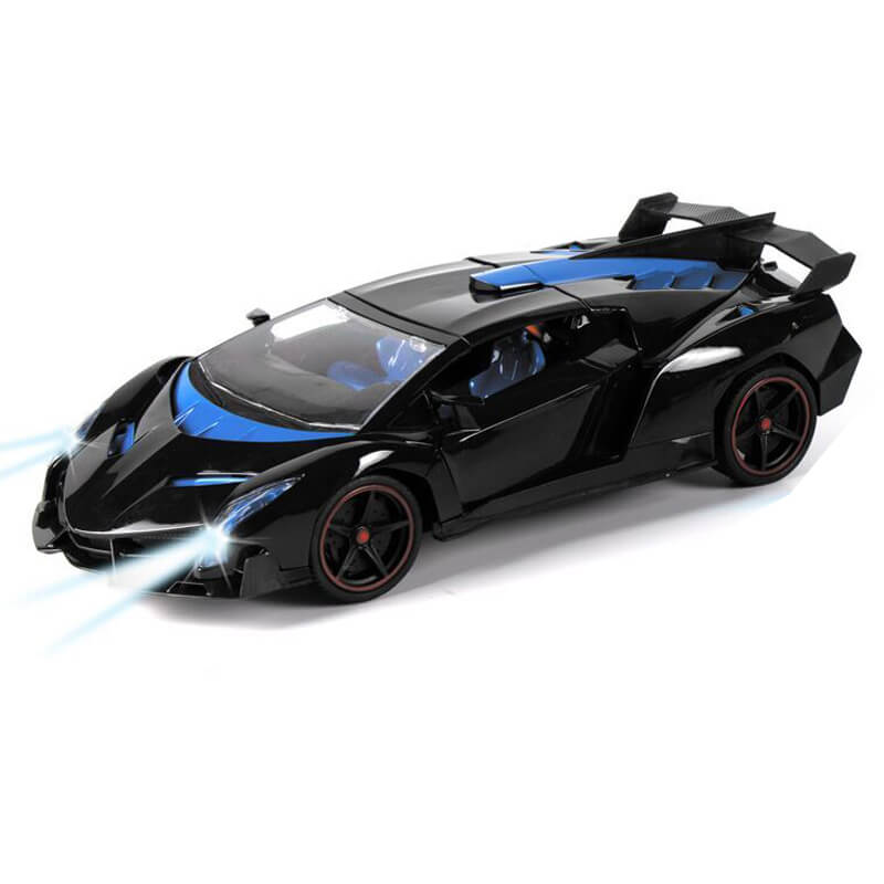 High quality 5CH 1:14 RC rc car remote control small car with battery light
