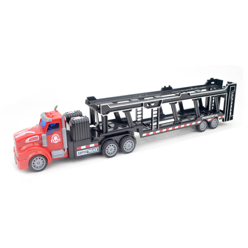Kids interesting simulation remote control 4CH hobby rc trailer truck toys